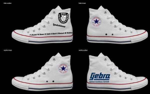 Schuh (Design: 4754 )Converse High