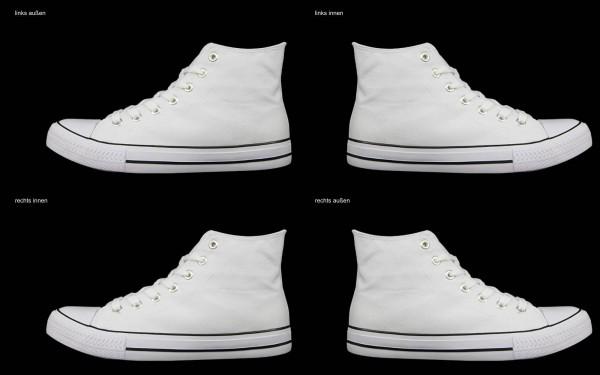Schuh (Design: 3389 )Sneaker High