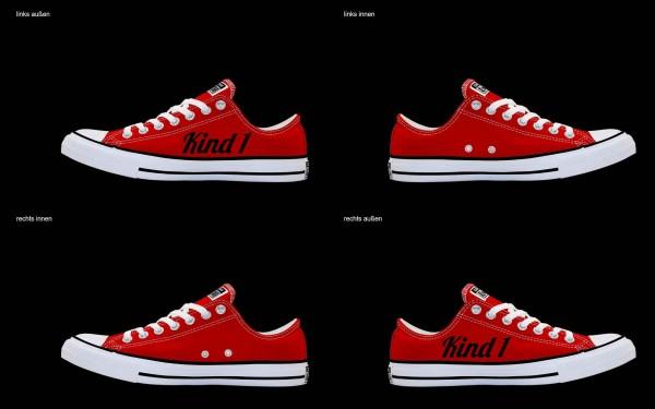 Schuh (Design: 5690 )Converse Low