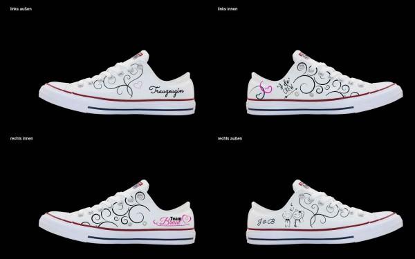 Schuh (Design: 3351 )Converse Low