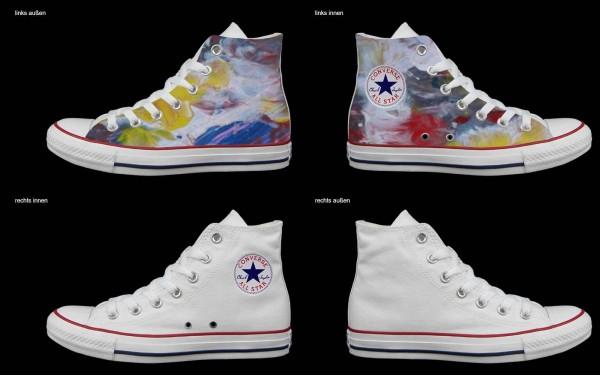Schuh (Design: 7954 )Converse High