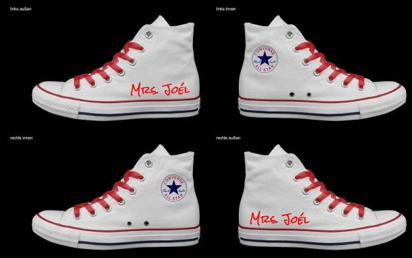 Schuh (Design: 7131 )Converse High