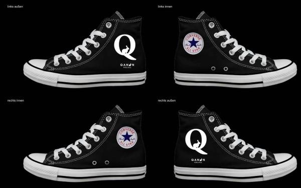 Schuh (Design: 7752 )Converse High