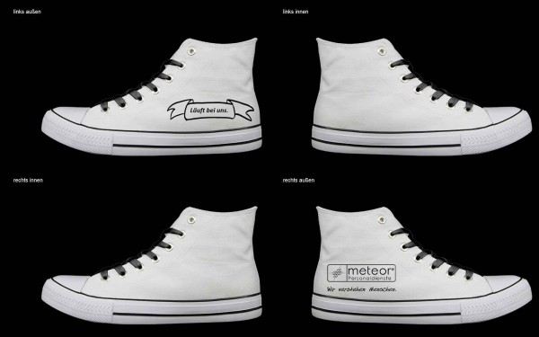 Schuh (Design: 5073 )Sneaker High