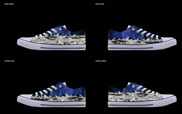 Schuh (Design: 3463 )Sneaker Low