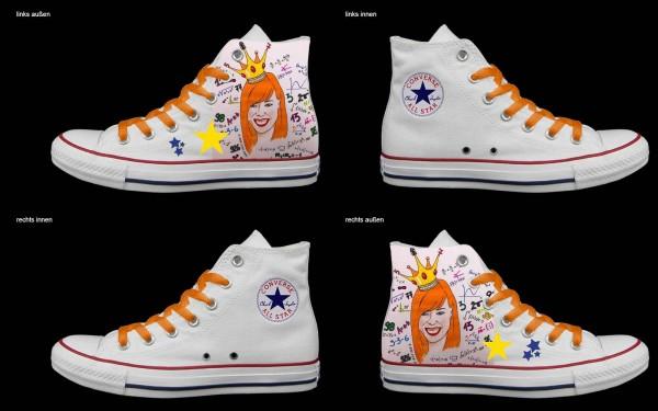 Schuh (Design: 7882 )Converse High