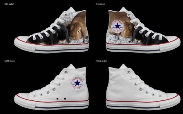 Schuh (Design: 8188 )Converse High