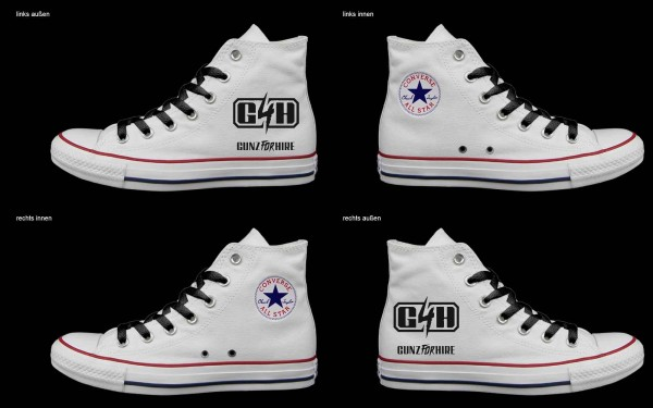 Schuh (Design: 3366 )Converse High