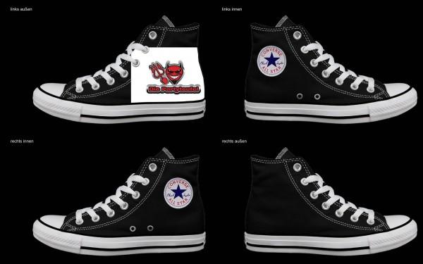 Schuh (Design: 4452 )Converse High