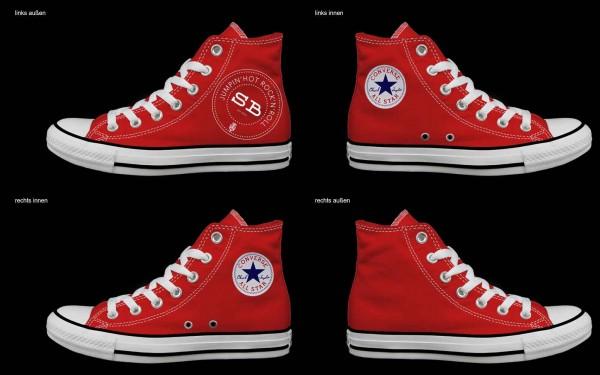 Schuh (Design: 7147 )Converse High