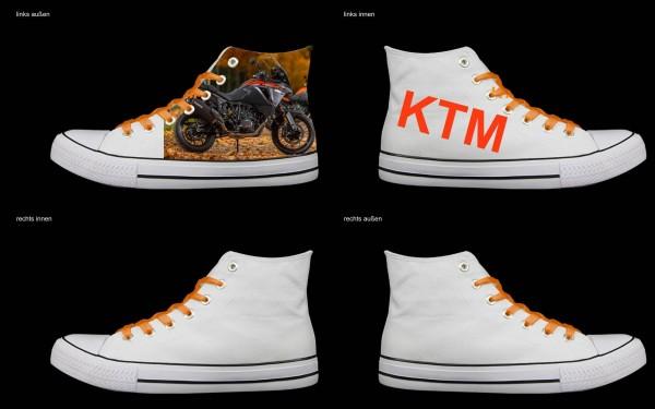 Schuh (Design: 7352 )Sneaker High
