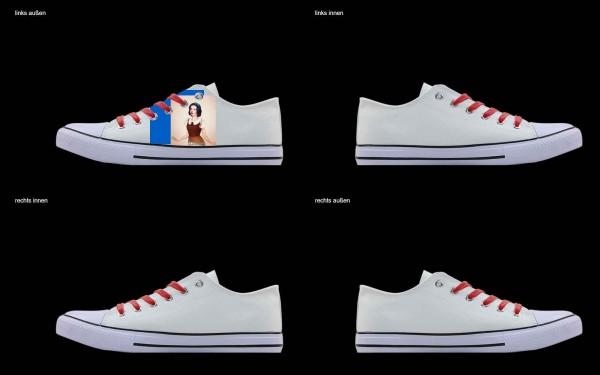 Schuh (Design: 7504 )Sneaker Low