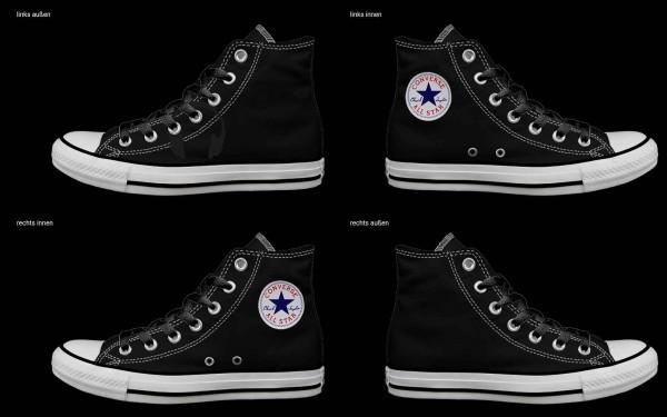 Schuh (Design: 7364 )Converse High
