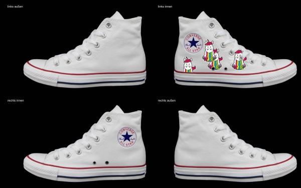Schuh (Design: 7428 )Converse High