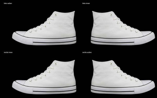 Schuh (Design: 4458 )Sneaker High