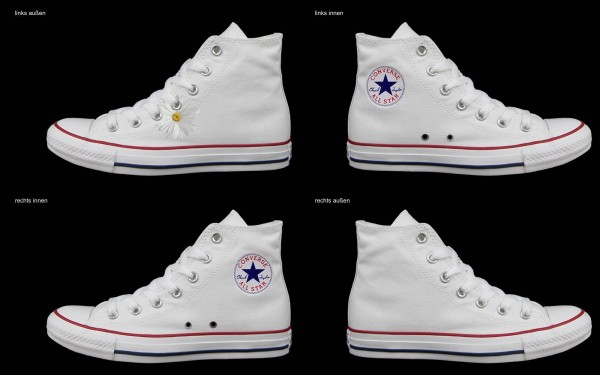 Schuh (Design: 7445 )Converse High