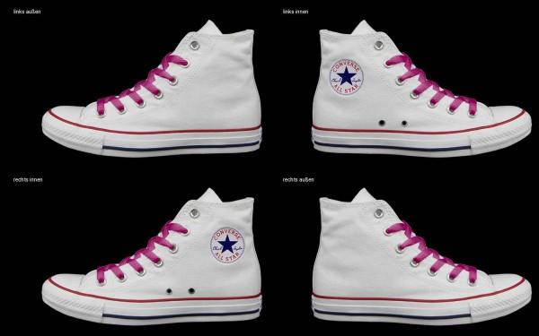 Schuh (Design: 4198 )Converse High