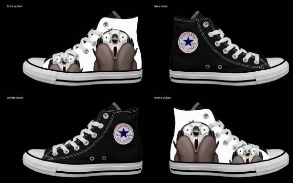 Schuh (Design: 7534 )Converse High