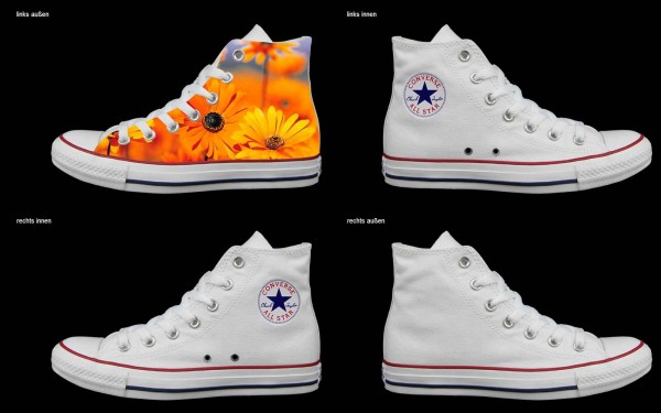 Schuh (Design: 4728 )Converse High