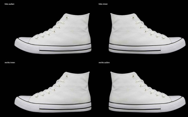 Schuh (Design: 7680 )Sneaker High