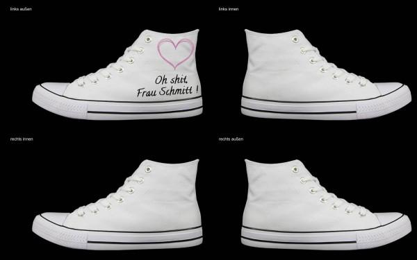 Schuh (Design: 4243 )Sneaker High