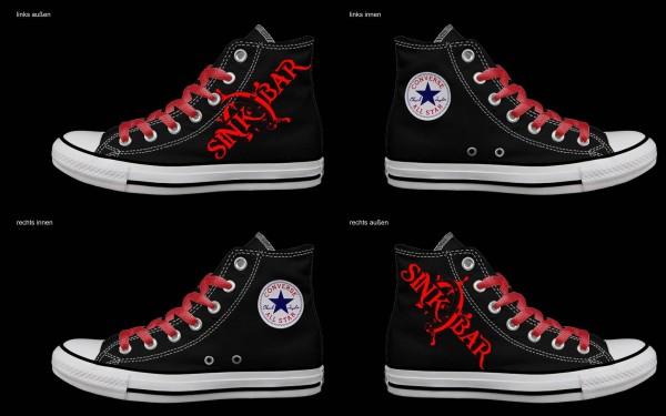 Schuh (Design: 7208 )Converse High