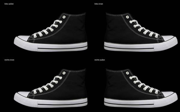 Schuh (Design: 4887 )Sneaker High