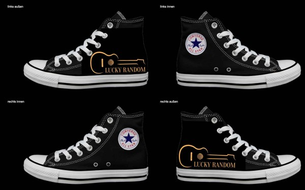Schuh (Design: 7867 )Converse High