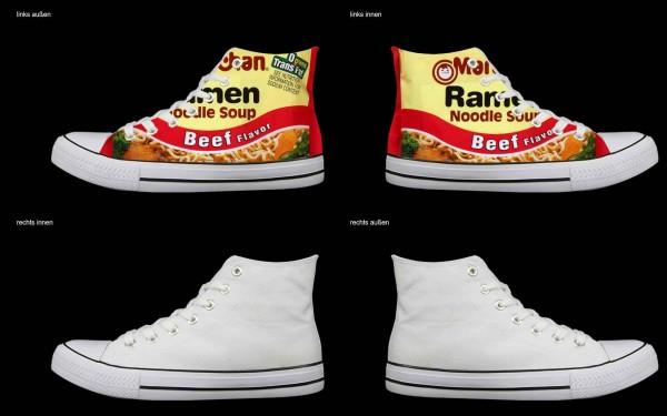Schuh (Design: 5773 )Sneaker High