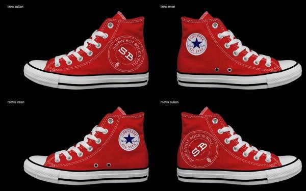 Schuh (Design: 7148 )Converse High