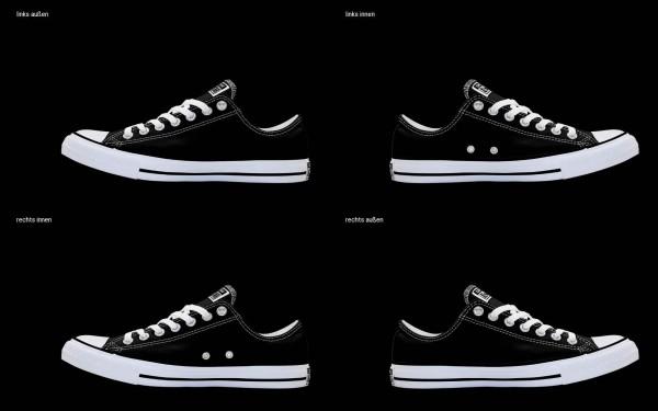 Schuh (Design: 7972 )Converse Low