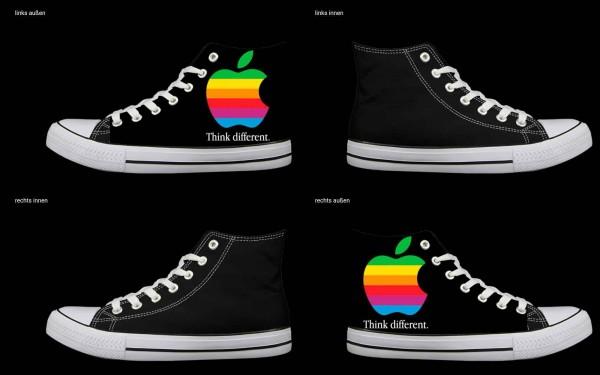 Schuh (Design: 7623 )Sneaker High
