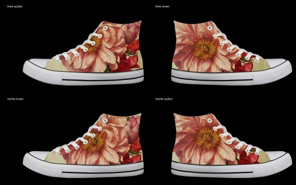 Schuh (Design: 7904 )Sneaker High
