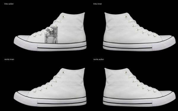 Schuh (Design: 7293 )Sneaker High
