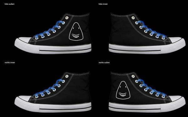 Schuh (Design: 7543 )Sneaker High