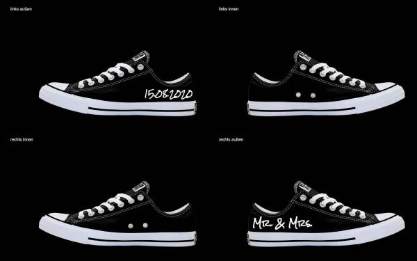 Schuh (Design: 7311 )Converse Low