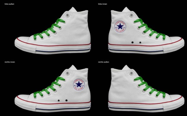 Schuh (Design: 4252 )Converse High