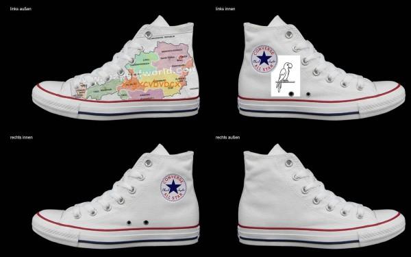 Schuh (Design: 7248 )Converse High