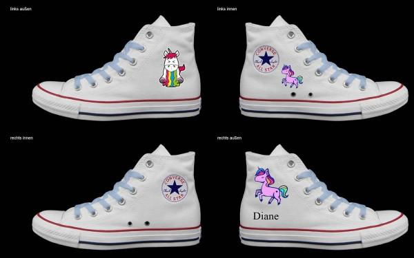 Schuh (Design: 6701 )Converse High