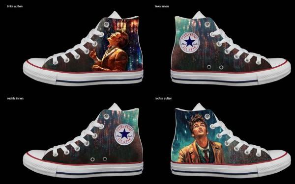 Schuh (Design: 5402 )Converse High