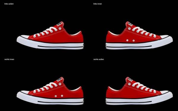Schuh (Design: 7600 )Converse Low