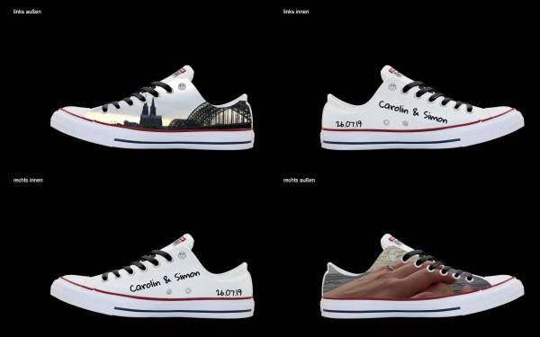 Schuh (Design: 5000 )Converse Low