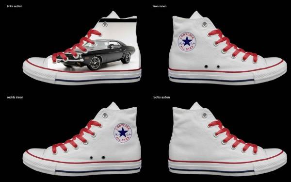 Schuh (Design: 7524 )Converse High