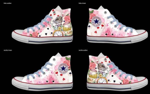 Schuh (Design: 4847 )Converse High