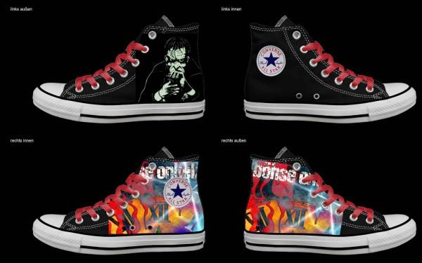Schuh (Design: 4994 )Converse High