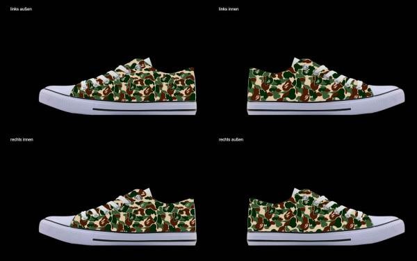 Schuh (Design: 4417 )Sneaker Low