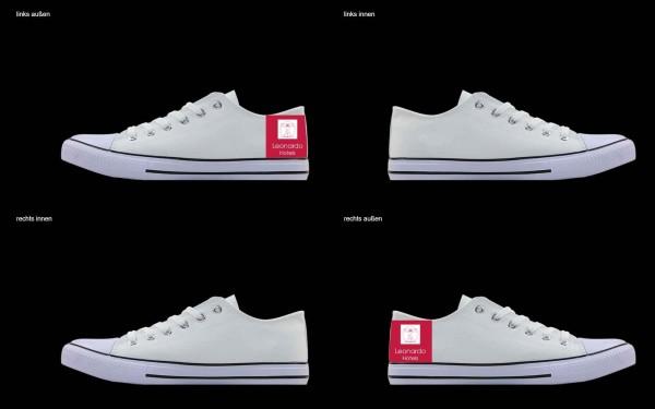 Schuh (Design: 5375 )Sneaker Low