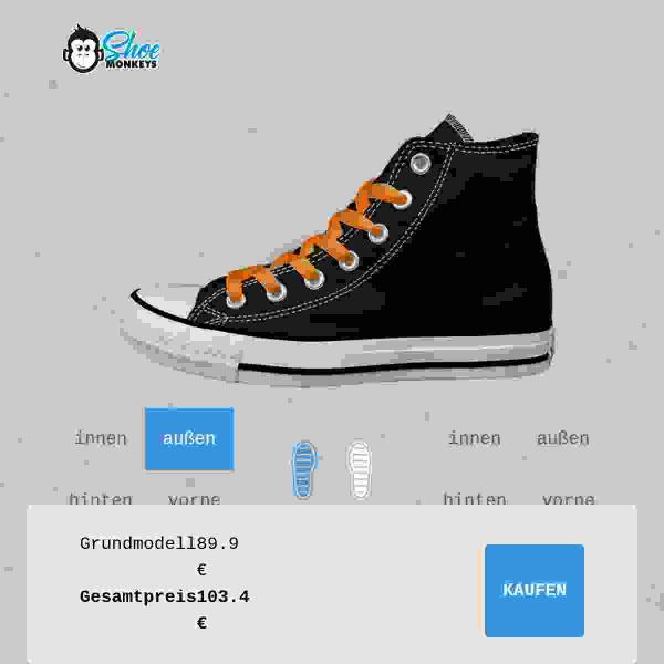 Dein Schuh