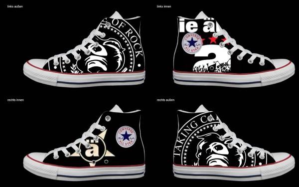 Schuh (Design: 4448 )Converse High