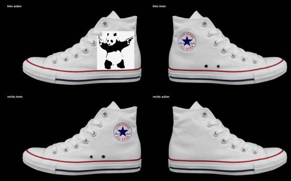 Schuh (Design: 4726 )Converse High